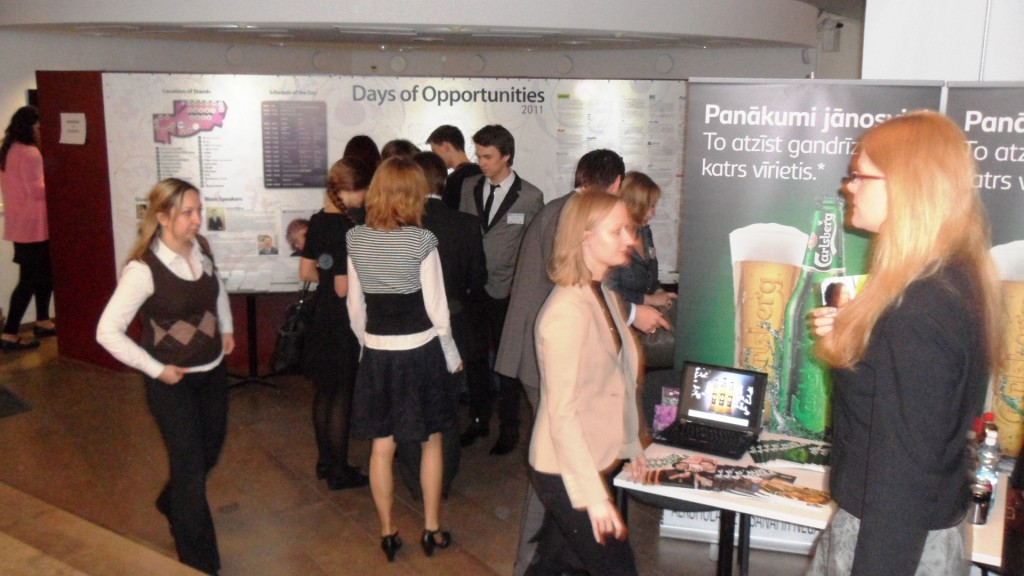 Days of Opportunity Careers' Event in Riga