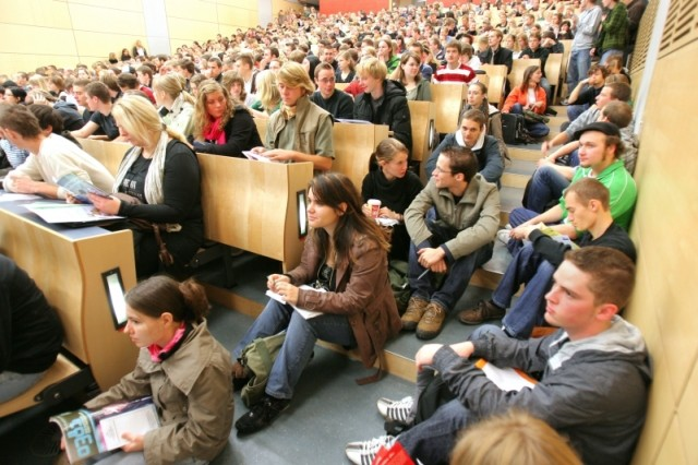 IE Blog Europe & CIS | German universities face influx of students