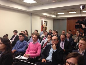 Russian Alumni at Careers Event